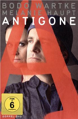 Antigone - Bodo Wartke und Melanie Haupt - Live im Staddtheater Fürth (2 DVDs)
