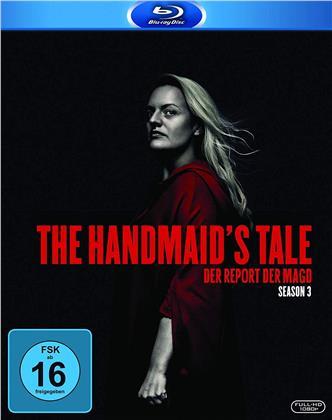 The Handmaid's Tale - Der Report der Magd - Staffel 3 (4 Blu-rays)