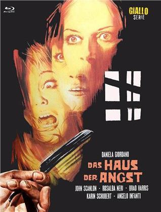 Das Haus der Angst (1974) (Eurocult Collection, Cover C, Giallo Serie, Limited Edition, Mediabook, Blu-ray + DVD)