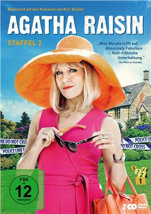 Agatha Raisin - Staffel 2 (2 DVDs)