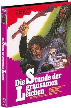 Die Stunde der grausamen Leichen (1973) (Cover A, Limited Edition, Mediabook, Blu-ray + DVD)
