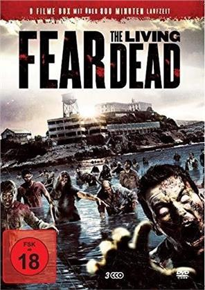 Fear the Living Dead - 9 Filme Box (3 DVDs)