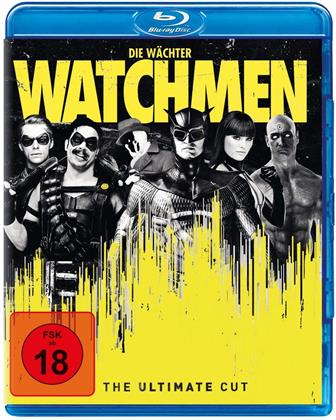 Watchmen (2009) (Ultimate Cut)