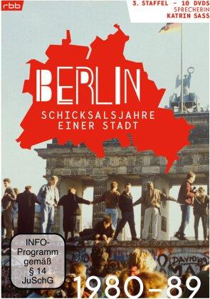 Berlin - Schicksalsjahre einer Stadt - Staffel 3 (10 DVDs)