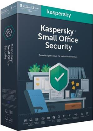 Kaspersky Small Office Security 7.0 (5+1 Users)