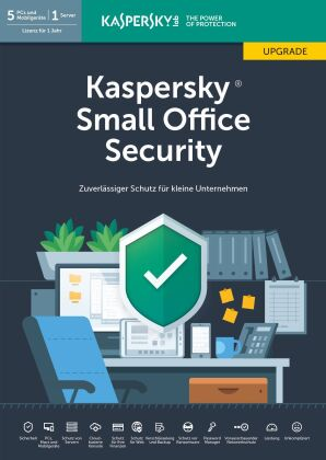 Kaspersky Small Office Security Upgrade 6.0 (5 PC)