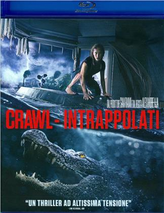Crawl - Intrappolati (2019)