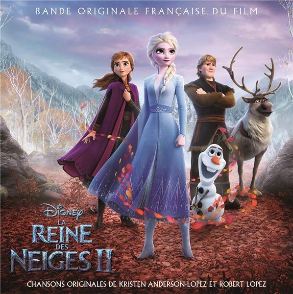 Frozen 2 - OST (French Version)