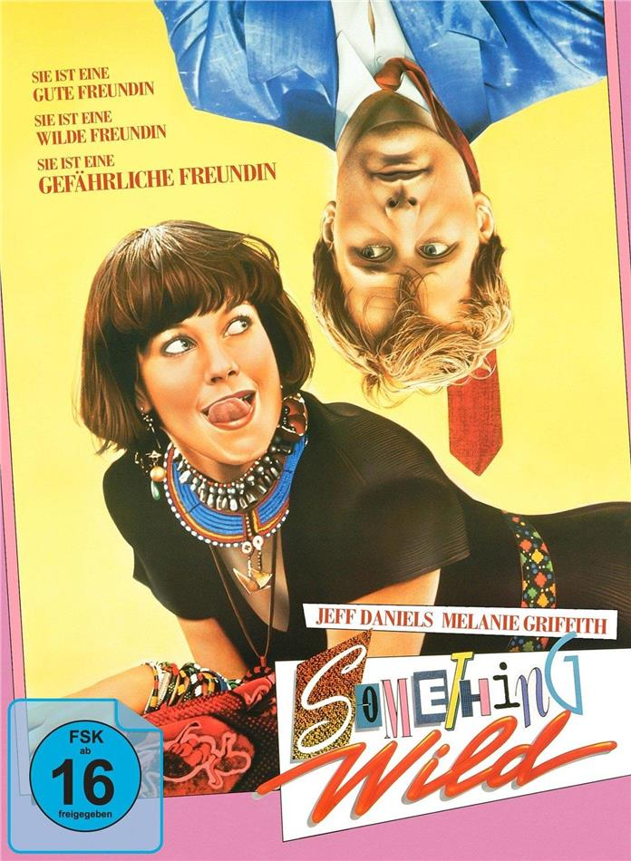 Something Wild (1986) (Cover A, Limited Edition, Mediabook, Blu-ray + DVD)