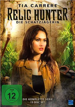 Relic Hunter - Die Schatzjägerin - Die komplette Serie (Neuauflage, 15 DVDs)