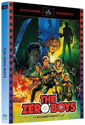 The Zero Boys (1986) (Kult-Klassiker Ungeschnitten, Cover A, Edizione Limitata, Mediabook, 2 Blu-ray)