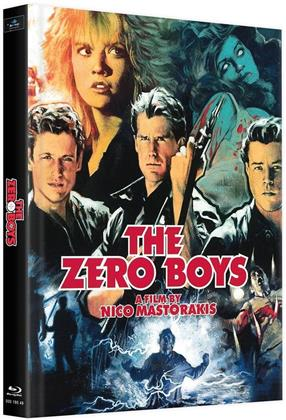 The Zero Boys (1986) (Cover B, Limited Edition, Mediabook, 2 Blu-rays)
