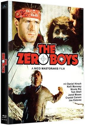 The Zero Boys (1986) (Cover C, Limited Edition, Mediabook, 2 Blu-rays)