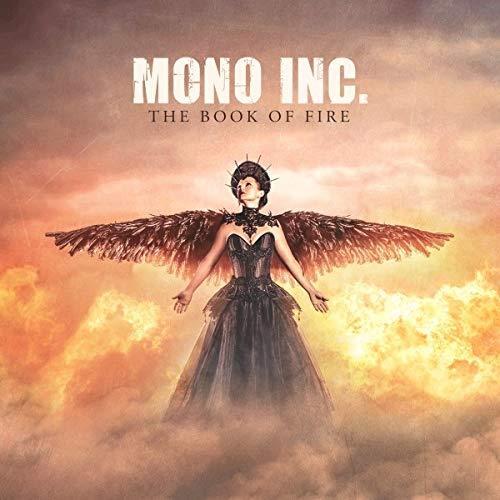 Mono Inc. - The Book Of Fire (CD + DVD)