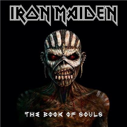 Iron Maiden - Book Of Souls (2019 Reissue, Digipack, 2 CDs)