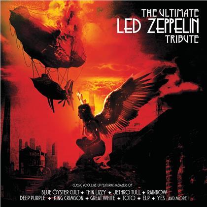 Ultimate Led Zeppelin Tribute (Digipack)