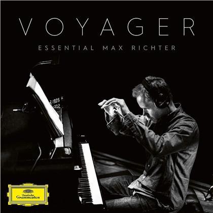 Richter Max - Voyager: Essential Max Richter (4 LPs)