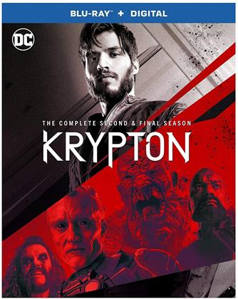 Krypton - Season 2 - The Final Season (2 Blu-rays)