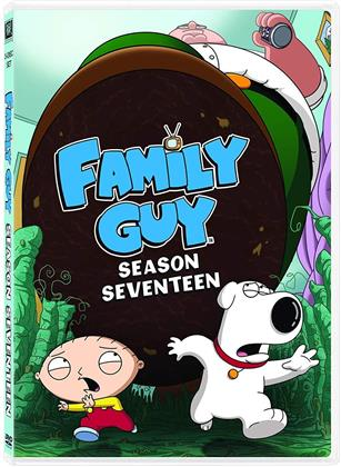 Family Guy - Season 17 (3 DVDs)