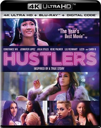 Hustlers (2019) (4K Ultra HD + Blu-ray)