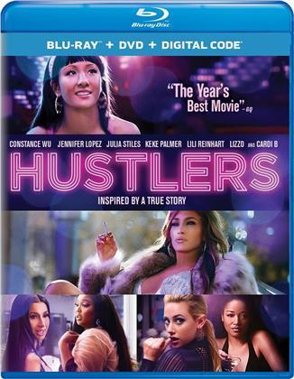 Hustlers (2019) (Blu-ray + DVD)