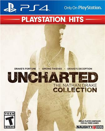 Uncharted - The Nathan Drake Collection Hits
