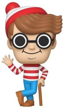 Pop Where's Waldo Vinyl Figure