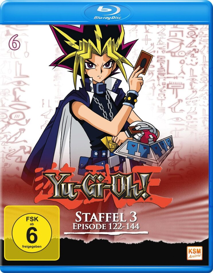 Yu-Gi-Oh! - Box 6 - Staffel 3.2