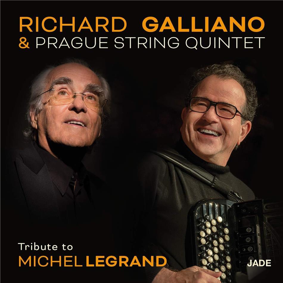 Richard Galliano, Prague String Quintet & Michel Legrand - Tribute To Michel Legrand