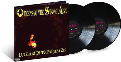 Queens Of The Stone Age - Lullabies To Paralyze (2019 Reissue, Gatefold, Anniversary Gatefold Edition, 2 LPs)