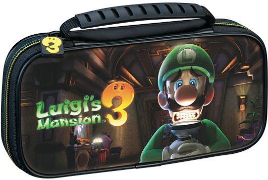Switch Lite Tasche Luigis Mansion offiziell lizenziert
