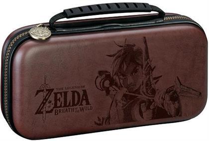 Switch Lite Tasche Zelda braun offiziell lizenziert