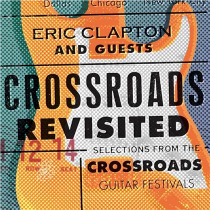 Eric Clapton - Crossroads Revisited: Selections From The Crossroads Guitar Festivals (6 LPs)
