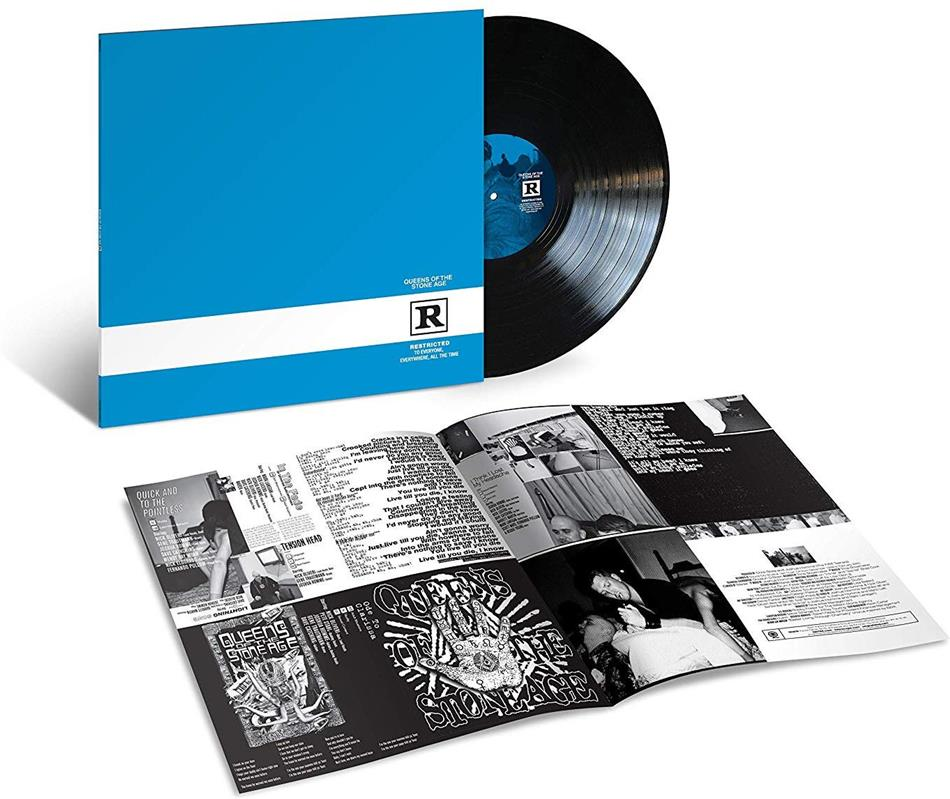 Queens Of The Stone Age - Rated R (2019 Reissue, + Bonustrack, LP)
