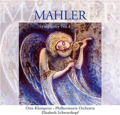Gustav Mahler (1860-1911), Otto Klemperer & Elisabeth Schwarzkopf - Symphony 4 In G Major (LP)