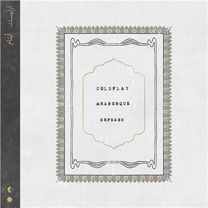 "Coldplay - Orphans (40 Gramm Black Vinyl, 7"" Single)"