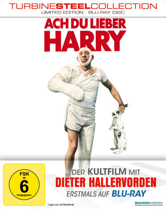 Didi - Ach du lieber Harry (1981) (Turbine Steel Collection, Limited Edition)