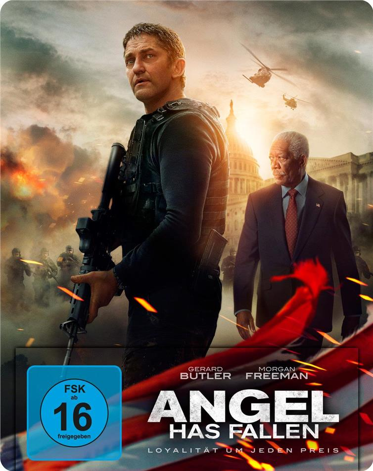 Angel Has Fallen (2019) (Limited Edition, Steelbook)