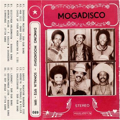 Mogadisco - Dancing In Mogadishu (Somalia '72-91)