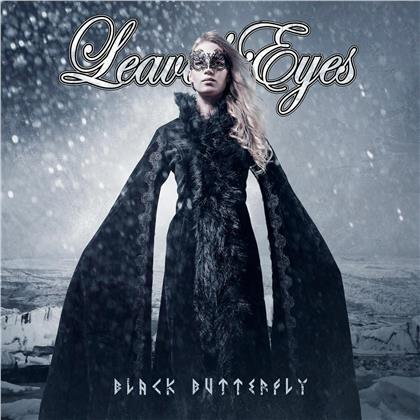 Leaves' Eyes - Black Butterfly EP (4 Track)