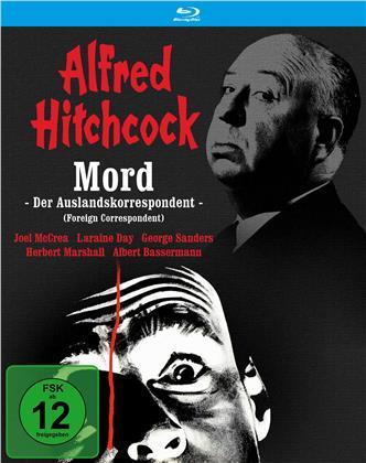 Mord - Der Auslandskorrespondent (1940) (n/b)