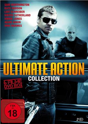 Ultimate Action Collection - 6 Filme DVD Box (2 DVDs)
