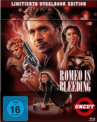 Romeo is Bleeding (1993) (Limited Edition, Steelbook, Uncut)