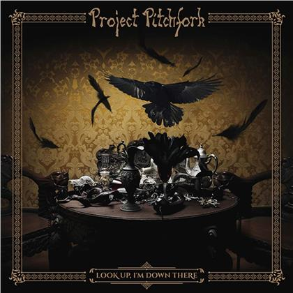 Project Pitchfork - Look Up, I'm Down There (Limited Edition, Gold Vinyl, LP + CD)
