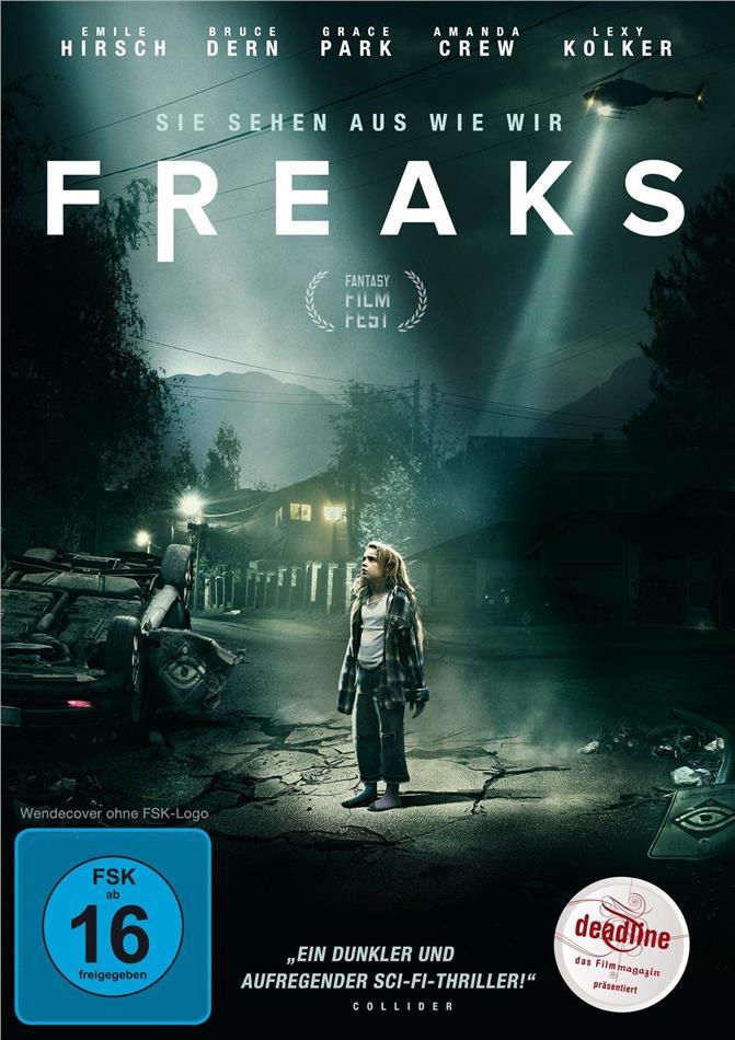 Freaks - Sie sehen aus wie wir (2018)