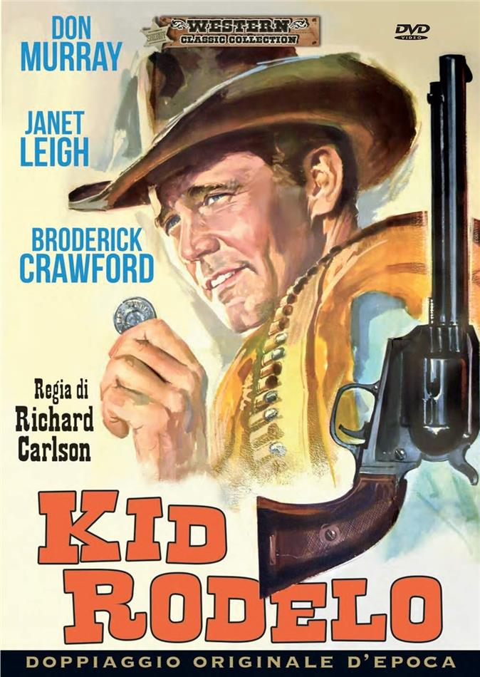 Kid Rodelo (1966) (Western Classic Collection, Doppiaggio Originale D'epoca, n/b)
