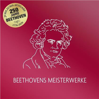 Ludwig van Beethoven (1770-1827) - Beethovens Meisterwerke (2 CDs)