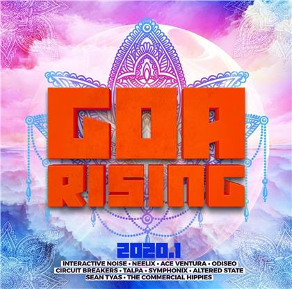 Goa Rising 2020.1 (2 CDs)