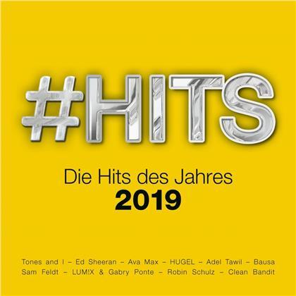 #Hits 2019:Die Hits des Jahres (2 CDs)