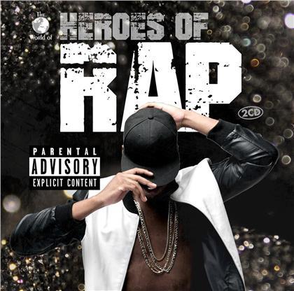 Heroes of Rap (2 CDs)